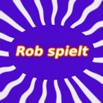 Rob spielt